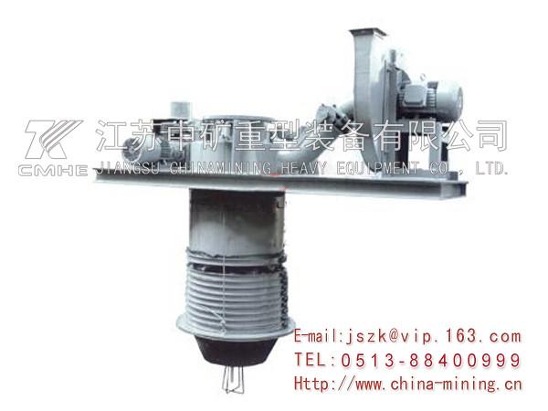 电厂粉煤灰散装机
