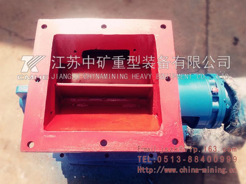 XG星型卸灰阀(刚性叶轮给料机)