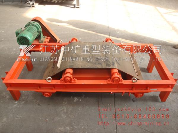 RCYC、RCYD系列皮带自卸式永磁除铁器